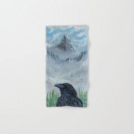 Raven Peak Hand & Bath Towel