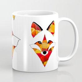 Fire Fox Coffee Mug