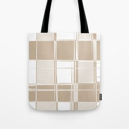 I Liked Plaid Before Plaid Was Cool (Hipster Series) Tote Bag