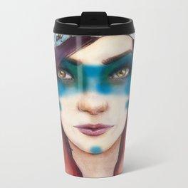 Awaken, Fair Lady Metal Travel Mug