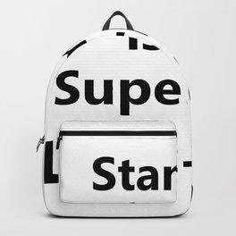 Stan Lee Is My Superhero Backpack