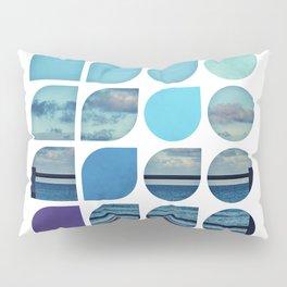 Cold Comfort Collage — Requiem Pillow Sham