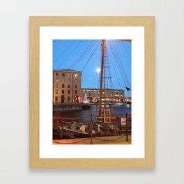 Travel Photo's Framed Art Print