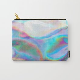 Iridescence 2 - Rainbow Abstract Carry-All Pouch