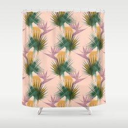 Strelitzia Shower Curtain