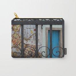 Salvador Street Art Carry-All Pouch