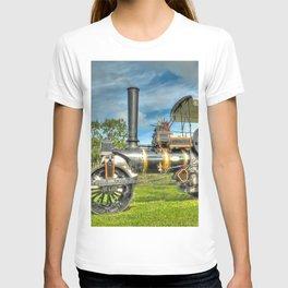 Fowler T3 Road Roller T-shirt