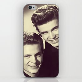 The Everly Brothers iPhone Skin