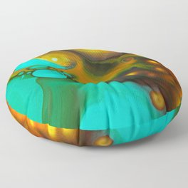 Acrylic 21 Floor Pillow