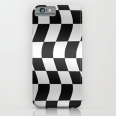 Checkered flag iPhone 6s Slim Case