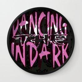 Dancing in the Dark #2 Wall Clock