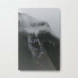 British Columbia Metal Print