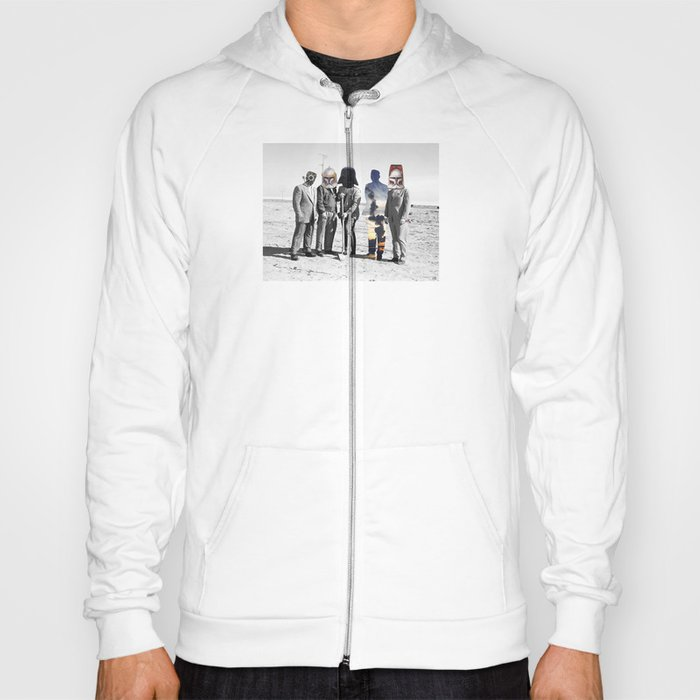 The Project 2 Collage Hoody