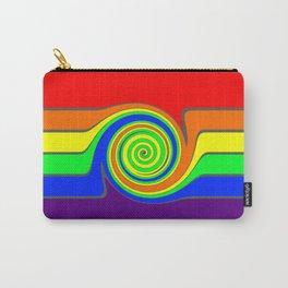 Rainbow With A Headache Carry-All Pouch