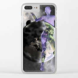 Cosmopolitan Clear iPhone Case