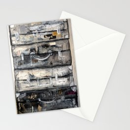 vieille valise Stationery Cards