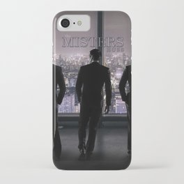 The Misters by JA Huss iPhone Case