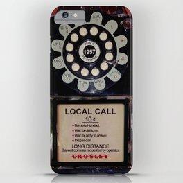 Public Telephone - case iPhone Case