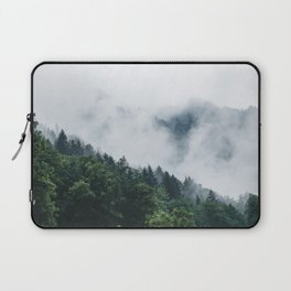 Moody Forest Laptop Sleeve