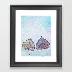 winterlove Framed Art Print