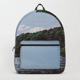 ullswater penrith boats trees shore Backpack