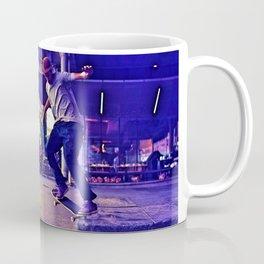 Colorful Skater Coffee Mug