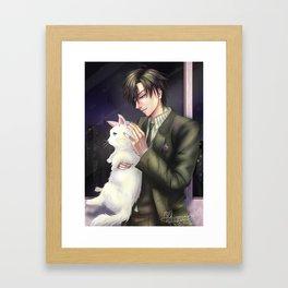 Jumin Han & Elizabeth 3rd Framed Art Print