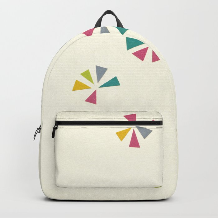 Colour Wheels Backpack