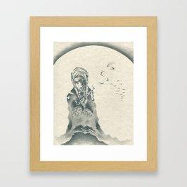 6 Aug 1945 Framed Art Print