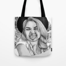 Debby Ryan Tote Bag