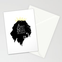 Brave Again Stationery Cards
