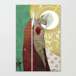 Mage Ansel Canvas Print