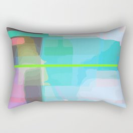 Metropolitan II Rectangular Pillow