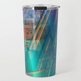 Rainbow Mall Travel Mug