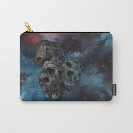 "Surreal space art, ""Ultima Thule"" Carry-All Pouch"