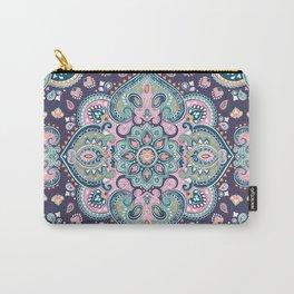 Bohemian Mandala Pattern Carry-All Pouch