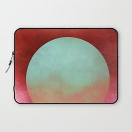 Circle Composition X Laptop Sleeve