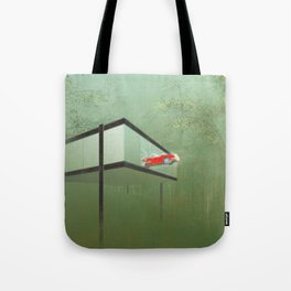 """""""You killed the car"""" - Ferris Bueller's Day Off Tote Bag"""