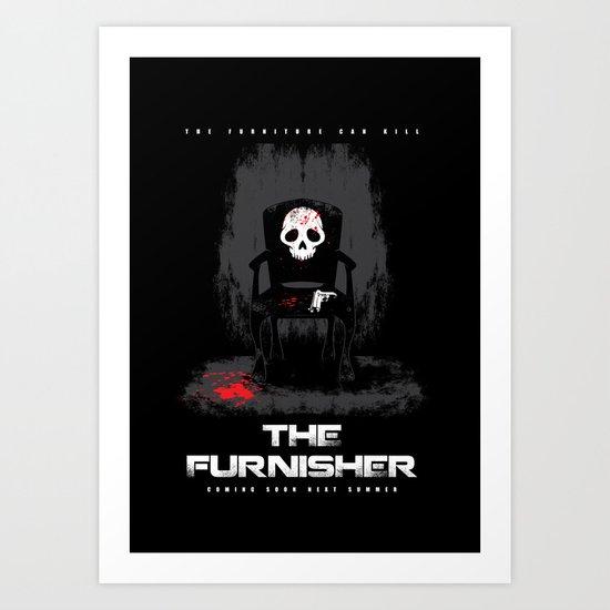 The Furnisher Art Print