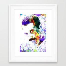 Freddy Mercury Framed Art Print