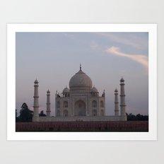 Agra Art Print