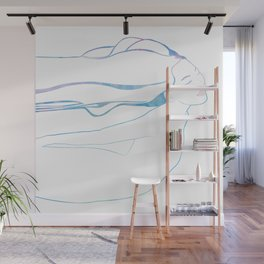Water Nymph XCIX Wall Mural