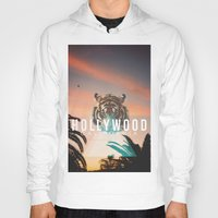 hollywood Hoodies featuring HOLLYWOOD by Warren Silveira + Stay Rustic