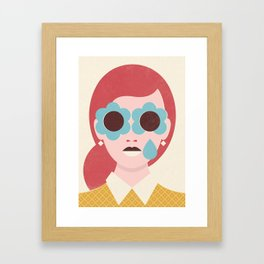 20/20 (1960s) Framed Art Print