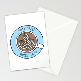 Mo'Coffee Stationery Cards