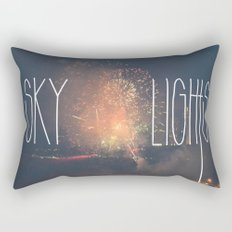 SKY LIGHTS Rectangular Pillow