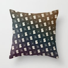 FORTUNE PATTERN Throw Pillow