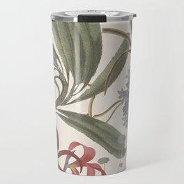 Botanical Stravaganza (variant). Travel Mug
