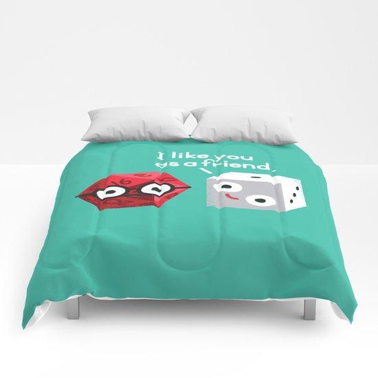 No Dice Comforters