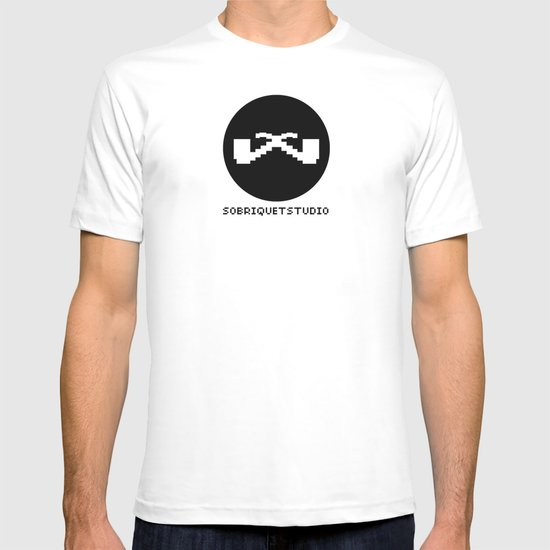 Sobriquet Bitmap. T-shirt